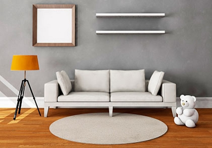 THE SIMPLE SOFA